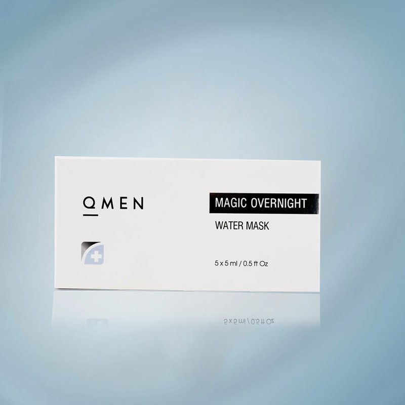 Mặt nạ Q-MEN Magic Overnight Water Mask