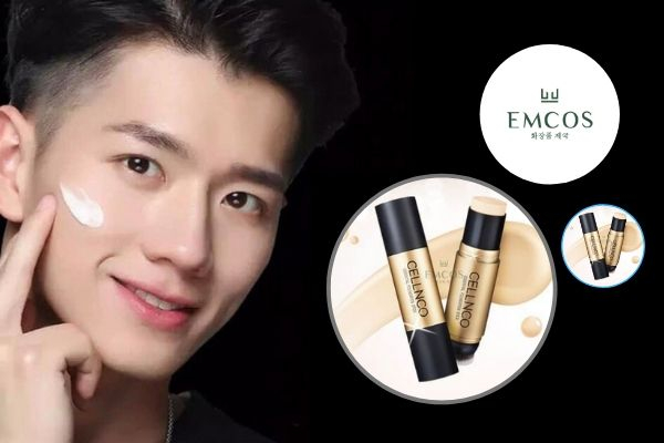 Kem nền dạng thỏi Cellnco Essential Foundation Stick