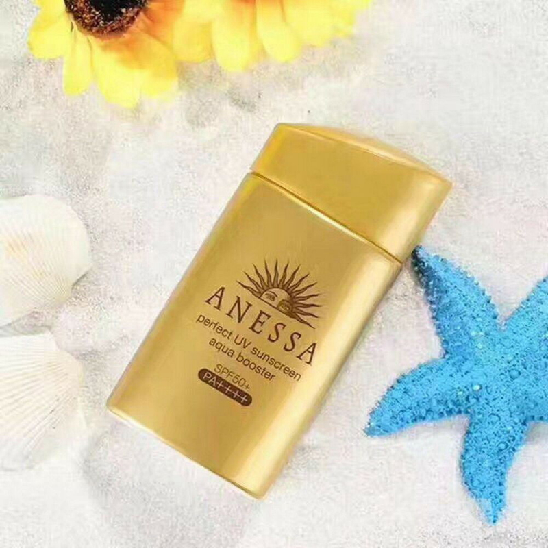 Shiseido Anessa Perfect UV Sunscreen Aqua Booster SPF 50+/PA+++.