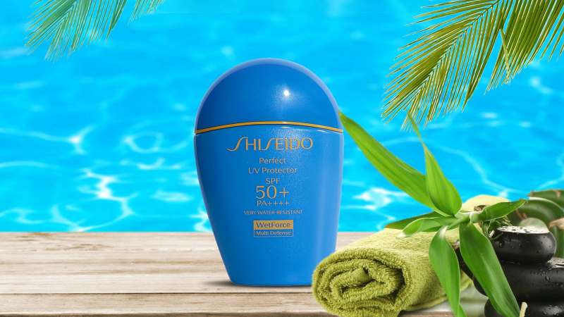 Shiseido Perfect UV Protector SPF 50+